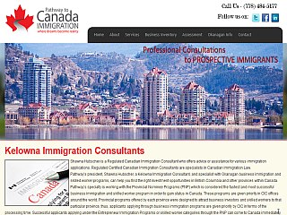 Kelowna entrepreneur immigration programs